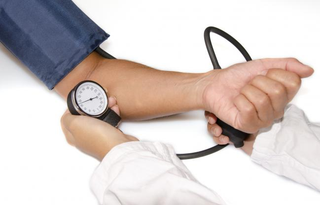 Cómo controlar la hipertensión arterial 1
